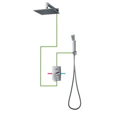 Potinkinė dušo sistema Omnires Murray SYS 20