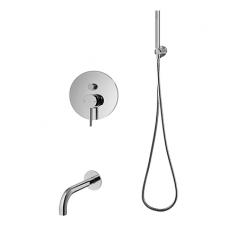 Potinkinė dušo sistema Omnires SYS YW01 CR