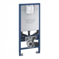 Potinkinis WC rėmas Grohe Rapid SLX, 1,13 m, su galimybe prijungti išmanųjį klozetą
