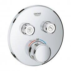 Potinkinis termostatinis maišytuvas Grohe GROHTHERM SMARTCONTROL