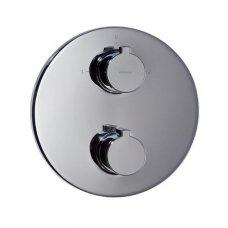 Potinkinis termostatinis maišytuvas su 2 išėjimais Omnires Ygric