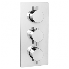 Potinkinis termostatinis trijų taškų dušo maišytuvas Omnires Y1238/6
