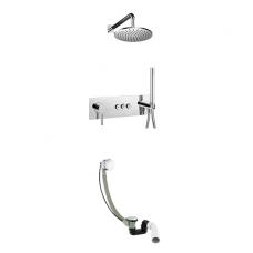 Potinkinis vonios ir dušo sistema Omnires SYS Y32GC