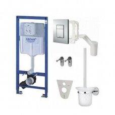 Potinkinis WC komplektas Grohe Rapid SL 6in1
