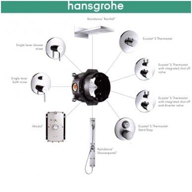 Potinkinė dėžutė Hansgrohe Ibox 01800180