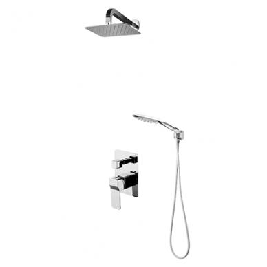 Potinkinė dušo sistema Omnires SYS SL10CR