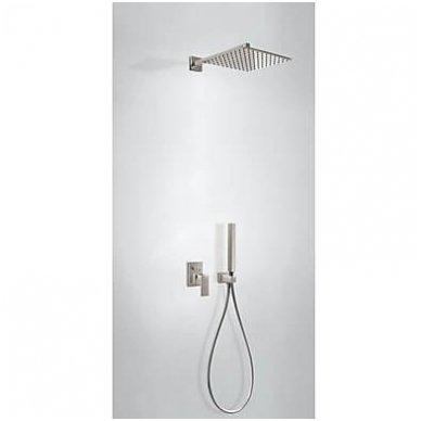 Potinkinė dušo sistema Tres Cuadro Exclusive (spalvų pasirinkimas) 2