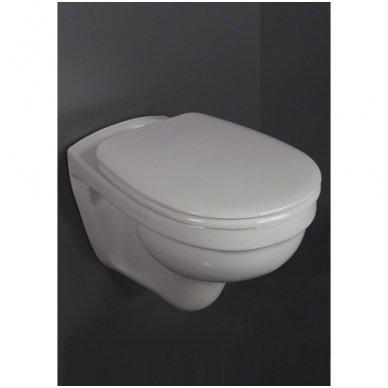 Potinkinio rėmo ir pakabinamo wc komplektas Alcaplast 2
