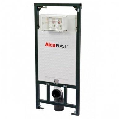 Potinkinio rėmo ir pakabinamo wc komplektas Alcaplast 5