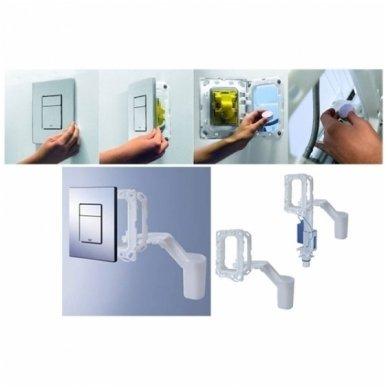 Potinkinio WC rėmo komplektas 5 in 1 Grohe 4