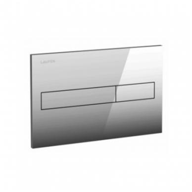 Potinkinio WC rėmo Laufen ir klozeto Ravak Uni Chrome RimOff  komplektas 7