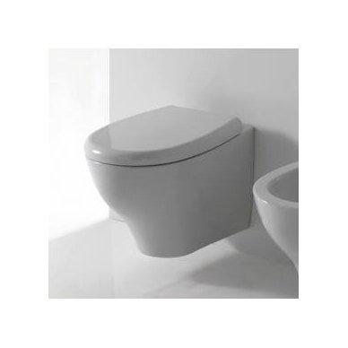 Potinkinio WC rėmo Tece ir klozeto Galassia Eden Rimless komplektas 2