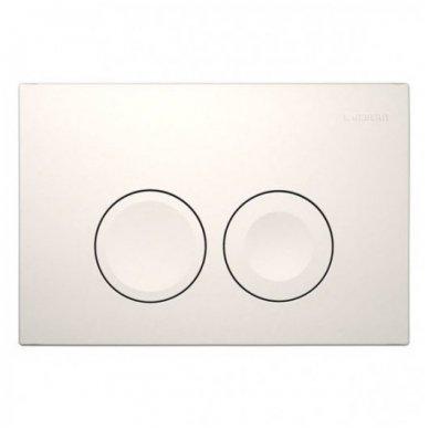 Potinkinis klozeto rėmas su mygtuku Geberit Duofix Basic 3in1 2