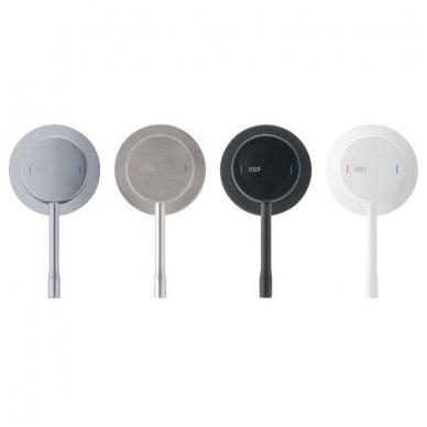 Potinkinis termostatinis dušo maišytuvas Alpi Blue 3