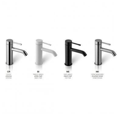 Potinkinis termostatinis vonios/dušo maišytuvas su rankiniu dušu Alpi Blue 3