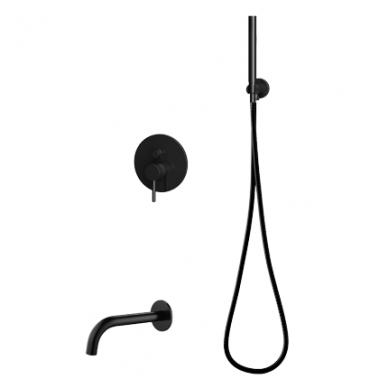Potinkinis vonios/dušo maišytuvas Omnires SYS YW01 BL