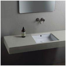 Praustuvas Alice Ceramica Cubic 540x410 mm