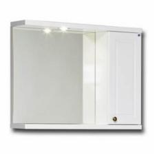 Raguvos Baldai spintelė su veidrodžiu Retro RETV74