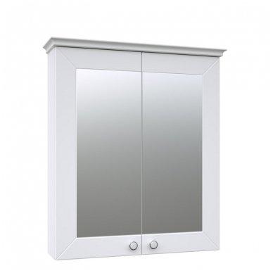 Raguvos Baldai Siesta veidrodinė spintelė 640x726 mm