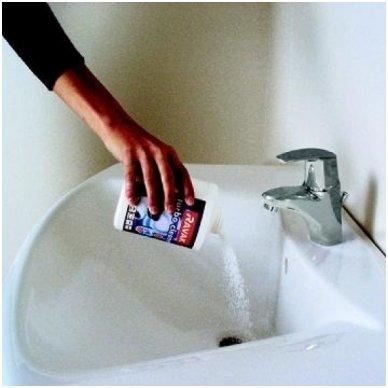 Ravak nešvarumų sifonuose valiklis Turbo Cleaner X01105 2