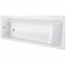 Roltechnik asimetrinė vonia Eva Side 1500x800