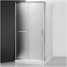 Roltechnik stačiakampė dušo kabina PXD2N+PXBN 1500x800-1000