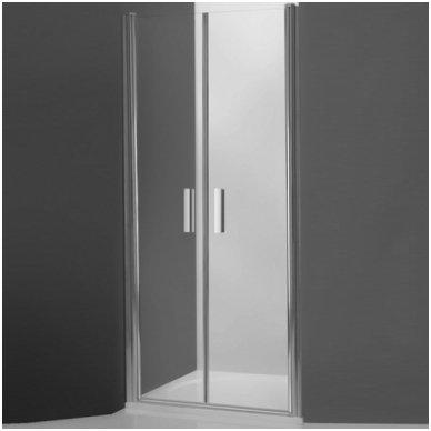 Roltechnik dušo durys TCN2
