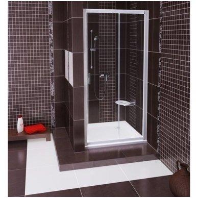 Slankiojančios dušo durys Ravak Blix BLDP2 3