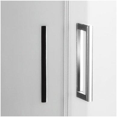 Slankiojančios dušo durys Roltechnik Ambient Line AMD2 2