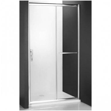 Slankiojančios dušo durys Roltechnik PXD2N