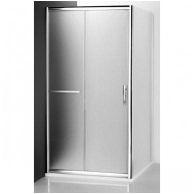 Slankiojančios dušo durys Roltechnik PXD2N 2