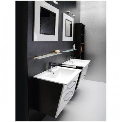 Spintelė voniai su praustuvu Erra Kali 3