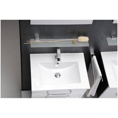 Spintelė voniai su praustuvu Erra Kali 4