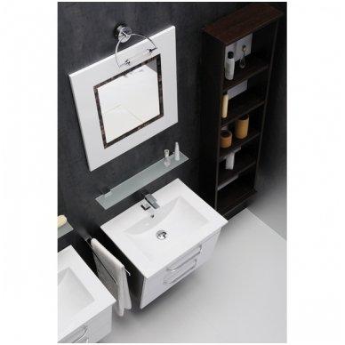 Spintelė voniai su praustuvu Erra Kali 5