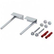 TECE elementai potinkinių modulių tvirtinimui prie sienos