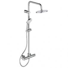 Termostatinė dušo sistema Ideal Standard Idealrain Evo Round