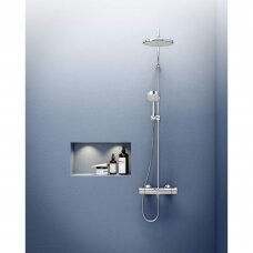 Termostatinė dušo sistema Oras Nova 7402U