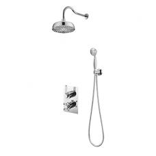 Termostatinė potinkinė dušo sistema Omnires SYS RET01