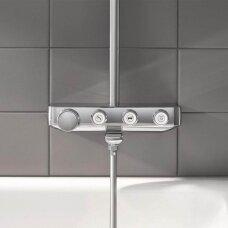 Termostatinė vonios sistema Grohe SmartControl Euphoria Mono 260