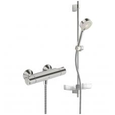 Termostatinis dušo maišytuvas su rankiniu dušu Oras Nova 7413U