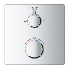 Termostatinis maišytuvas voniai Grohe GROHTHERM