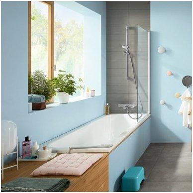Termostatinis vonios maišytuvas Hansgrohe Ecostat E 3