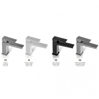 Termostatinis vonios/dušo maišytuvas su snapu (kaskada) Alpi Una18 3
