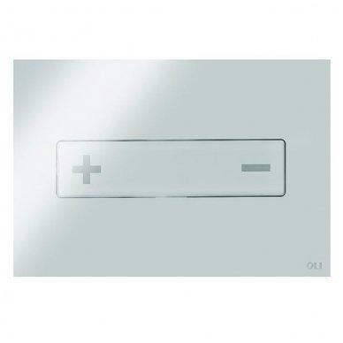 Vandens nuleidimo mygtukas OLI OKEANIA, mechaninis arba pneumatinis (spalvu pasirinkimas) 3