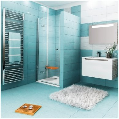 Varstomos dušo durys Ravak SmartLine SMSD2