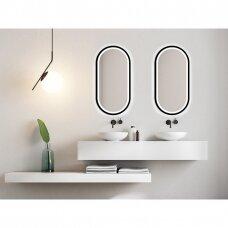 Veidrodis Ruke Koria su LED apšvietimu (spalvų ir dydžių pasirinkimas)