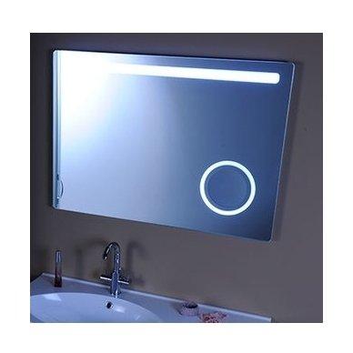 Veidrodis ASTRO su LED apšvietimu