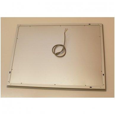 "Veidrodis ""Square Line Standart"" su LED apšvietimu ir sensoriniu jungikliu 6"