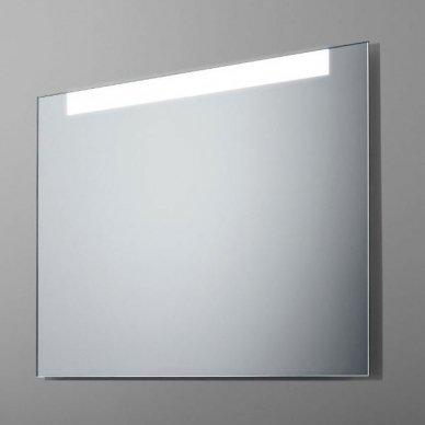 Veidrodis su LED apšvietimu Ruke Lumen (dydžių pasirinkimas)