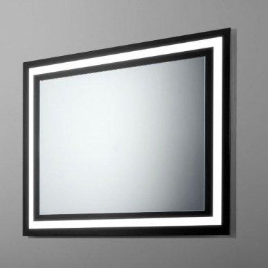 Veidrodis su LED apšvietimu Ruke Vitrum (dydžių pasirinkimas)